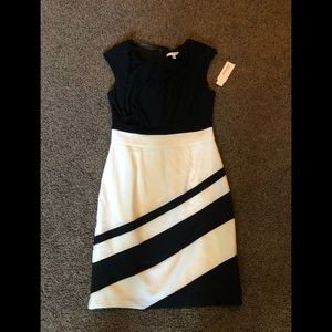 Black and white Studio One New York dress